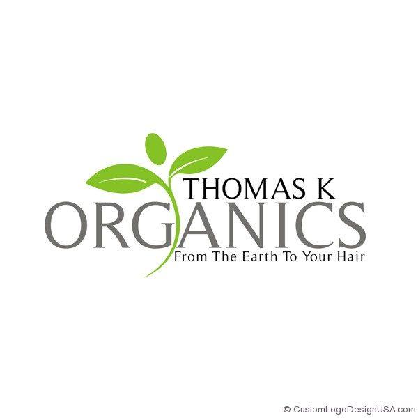Thomas K Organics Logo