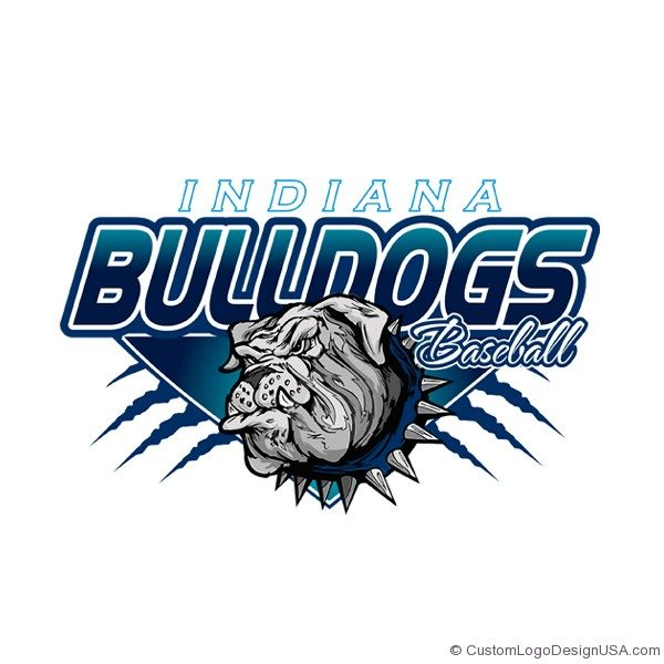 Indiana Bulldogs Logo