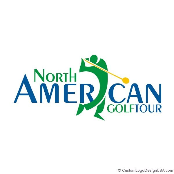 North American Golf Logo