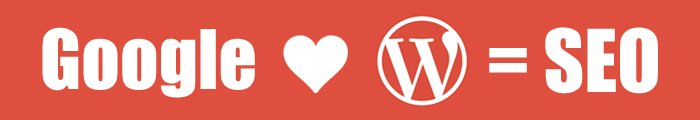 Google loves Wordpress