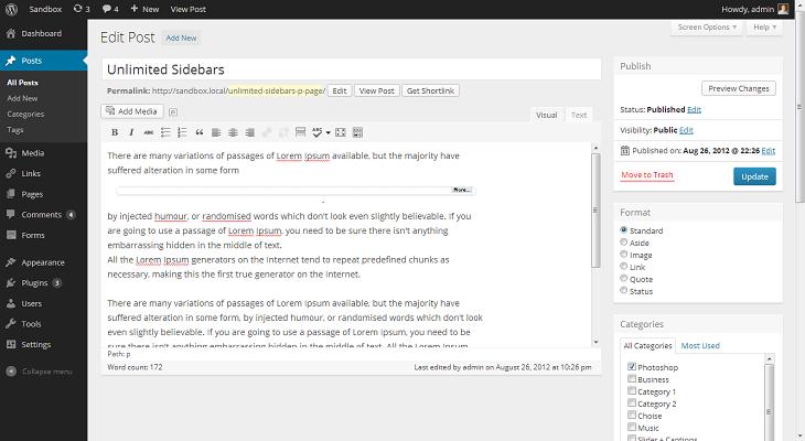 wordpress-posts-edit-screen