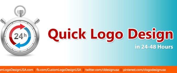 Quick Logo Design in 24 - 48 Hours