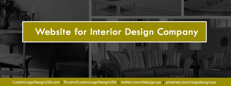 Best website for interior design company for Interior design business website